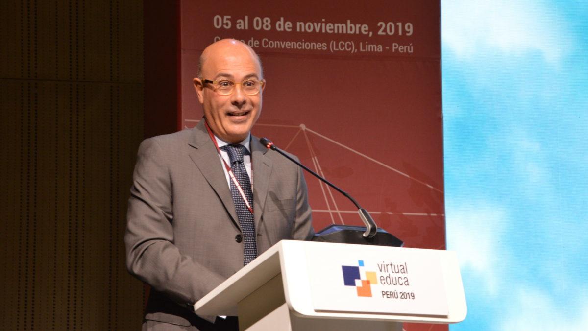 """Francesc Pedró: """"La tecnología debe ayudarnos a humanizar más la Educación Superior"""""""