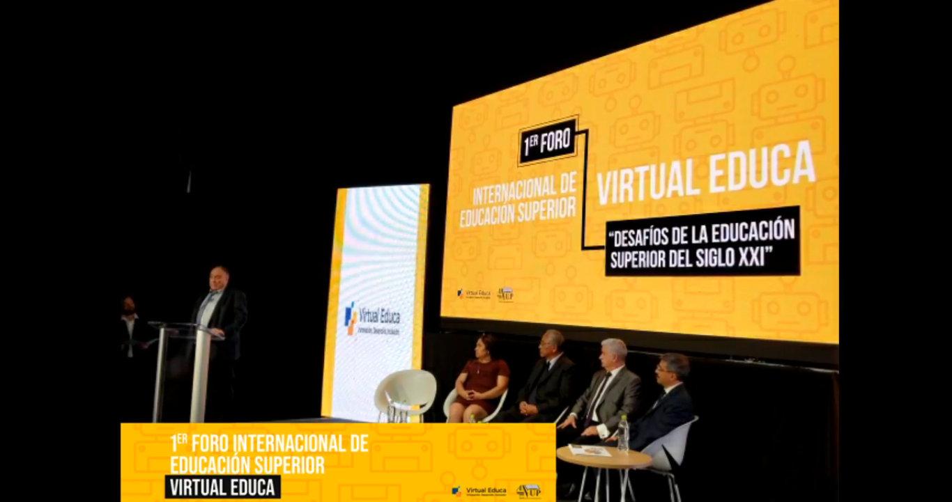 Se realizó en Bolivia el Primer Foro Internacional de Educación Superior Virtual Educa