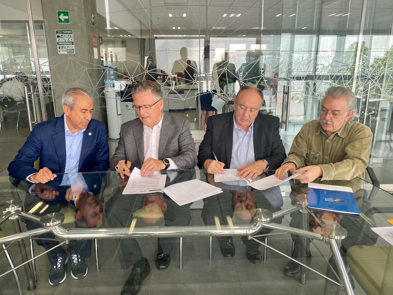 Estado de Jalisco y Virtual Educa firman Memorándum de Entendimiento