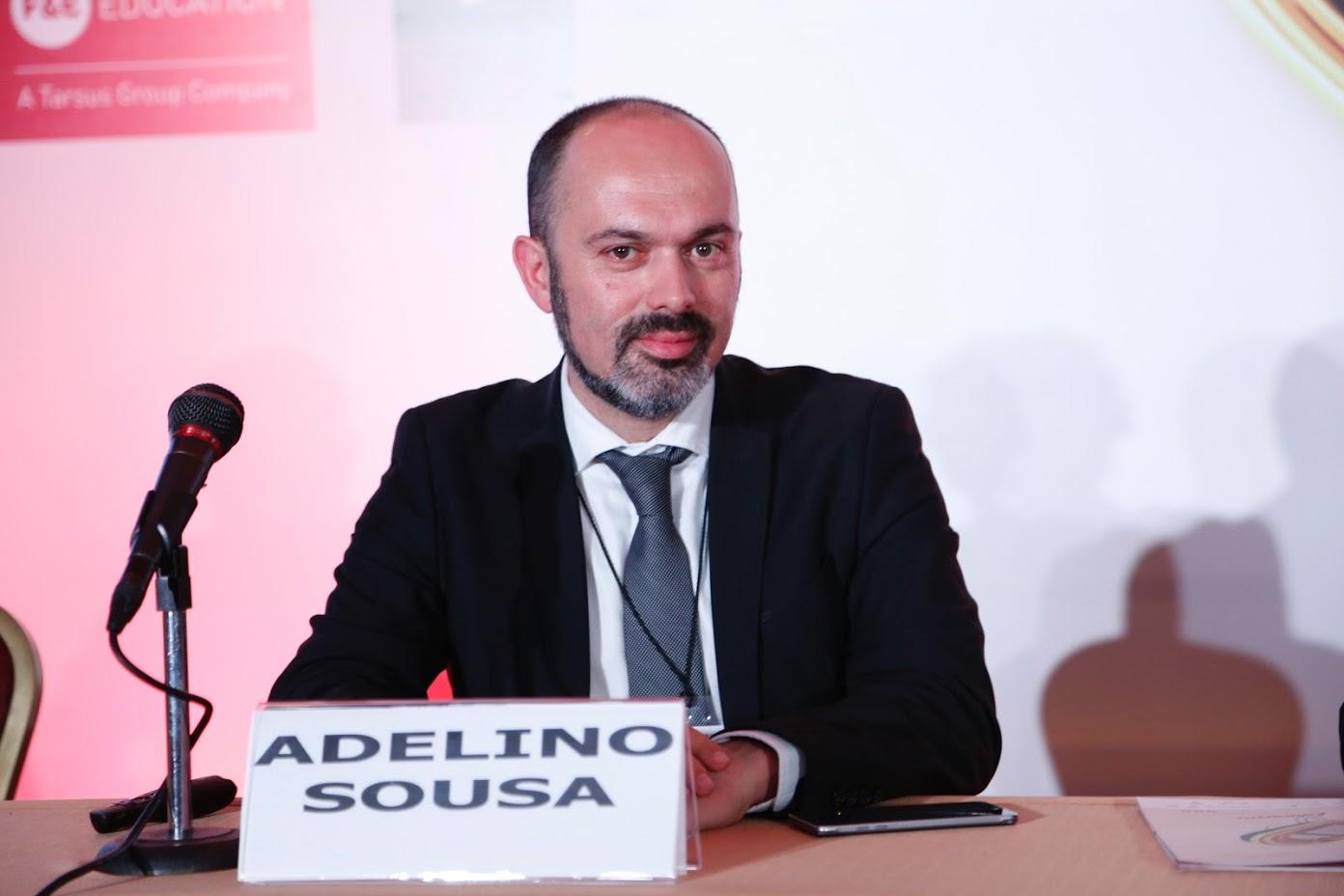 Adelino Sousa, nuevo director ejecutivo de Virtual Educa