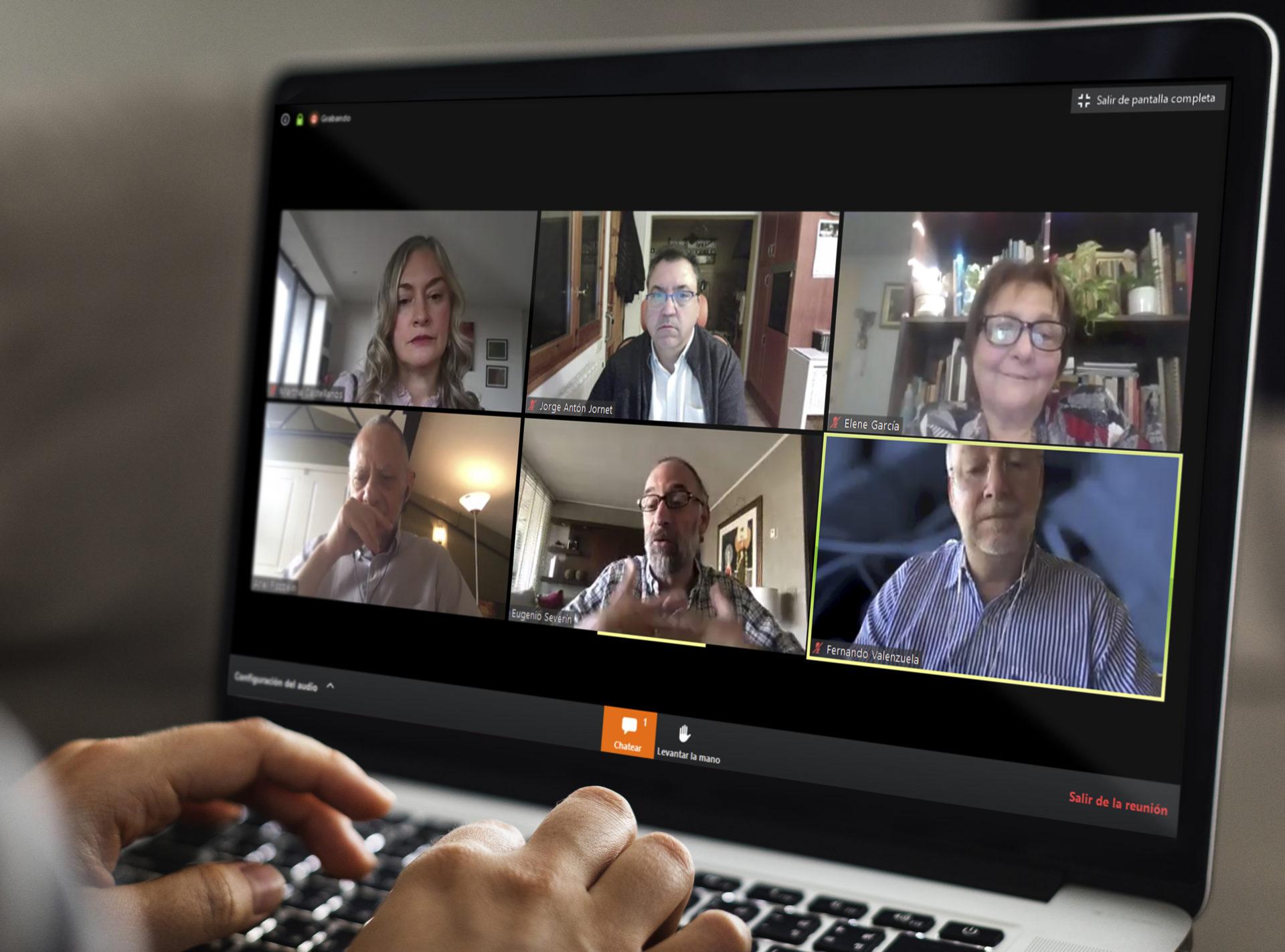 COVID-19 y educación virtual: se realizó seminario online en honor de José María Antón