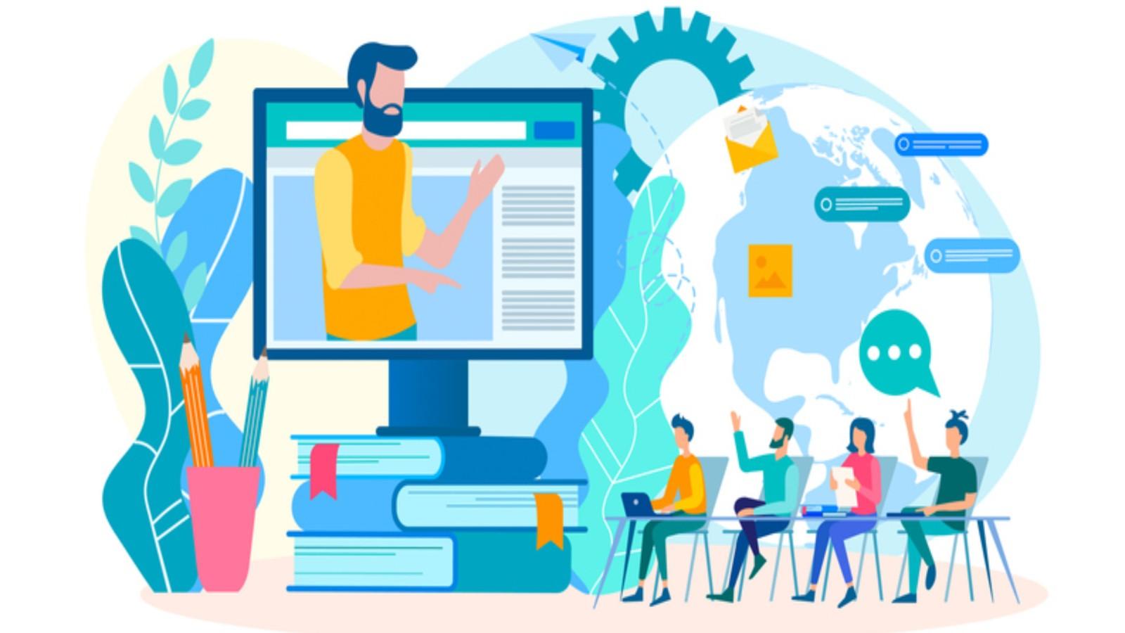 Webinar: La Educación Superior en Tiempos …