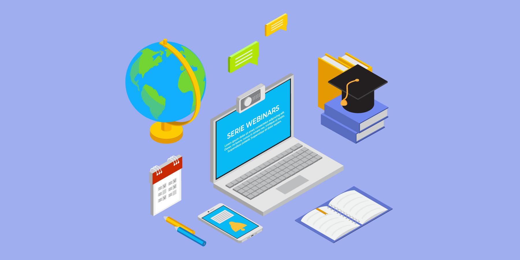Webinar: Impacto de la pandemia de COVID-19 en la calidad de la educación superior a distancia y en línea