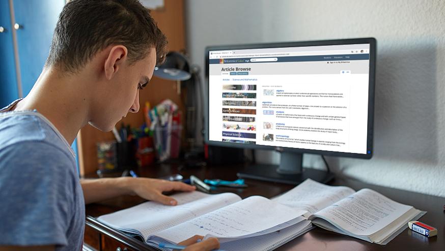 Britannica proporciona recursos digitales …