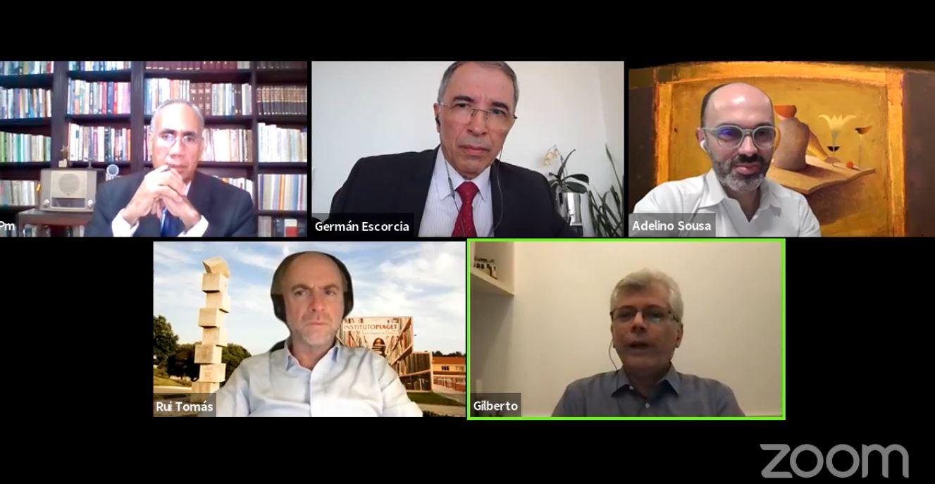 Taller de gobernanza de los procesos educativos y la visión internacional