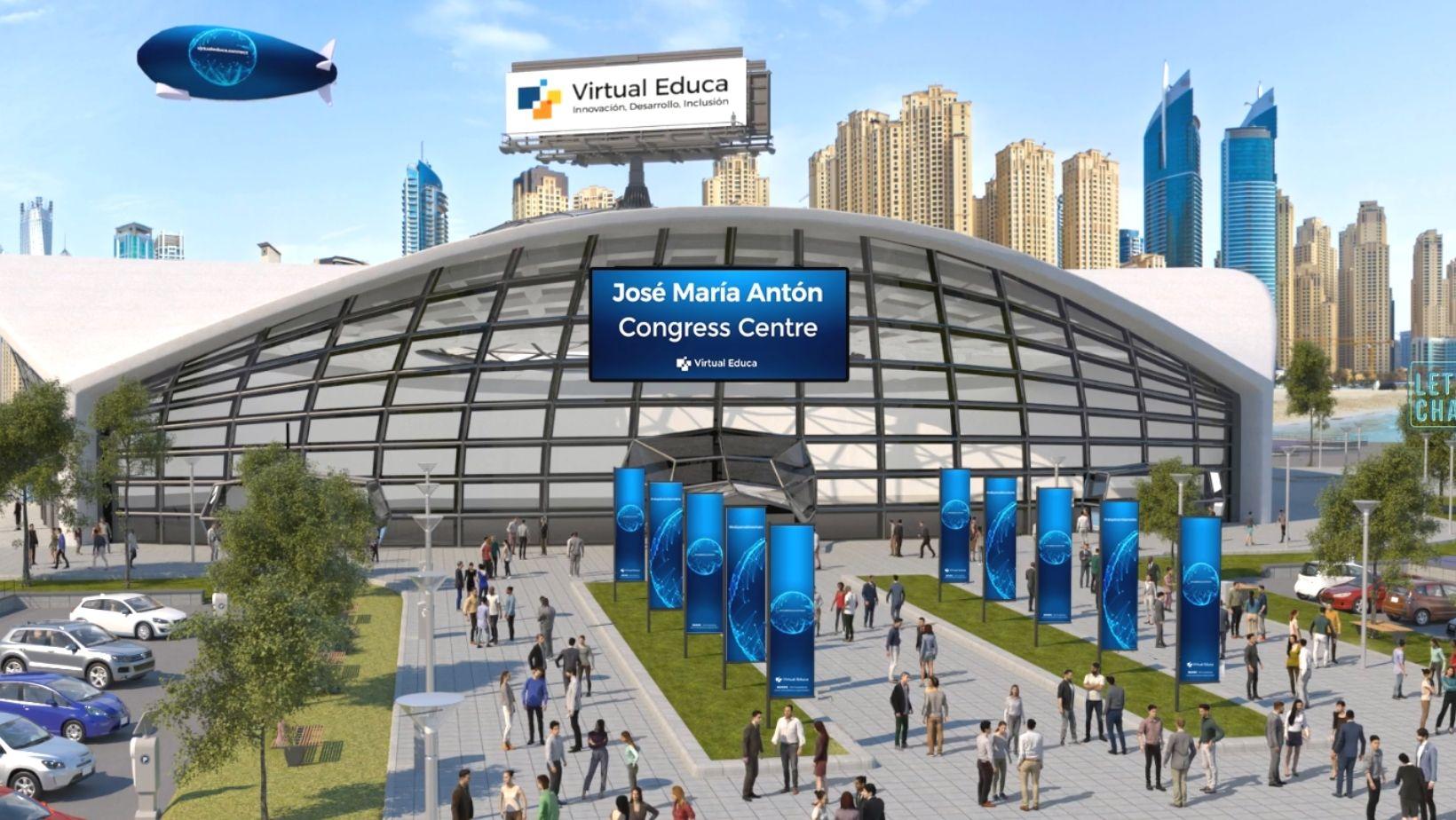 Organización de Virtual Educa Connect obtiene el Global Eventex Award de Oro