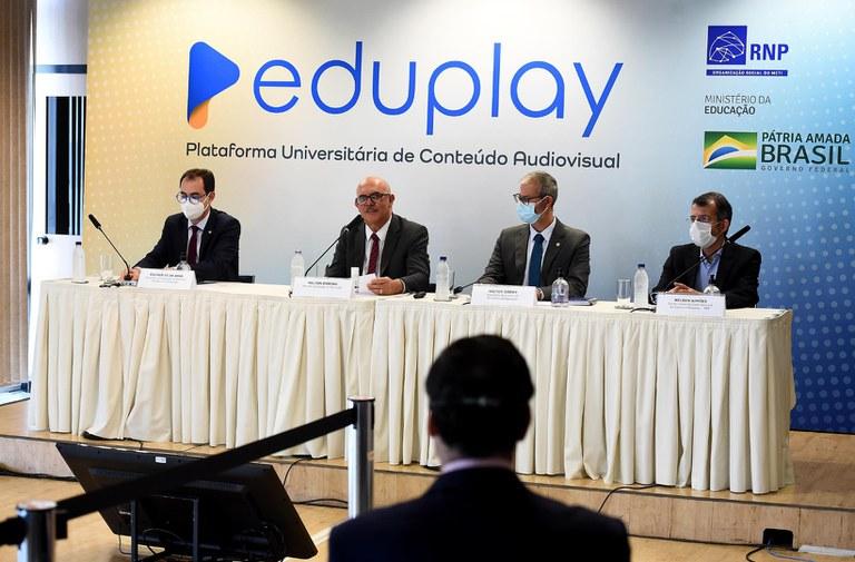 Ministerio de Educación de Brasil lanza plataforma para apoyar la educación y la investigación