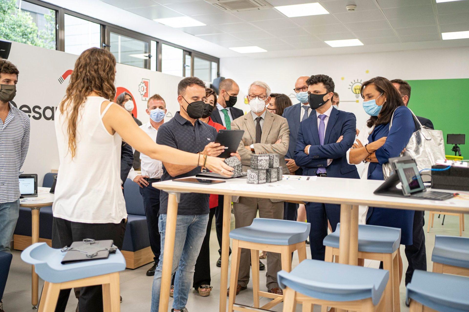 España inaugura el primer espacio de la …