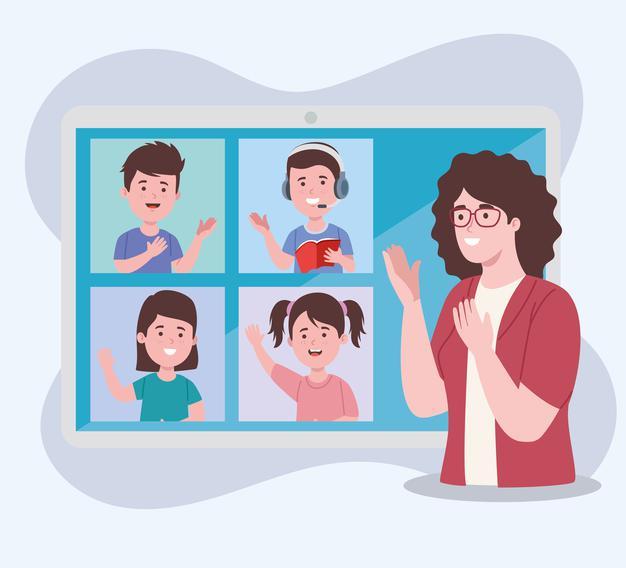 Descubre cómo puedes impartir clases virtuales …