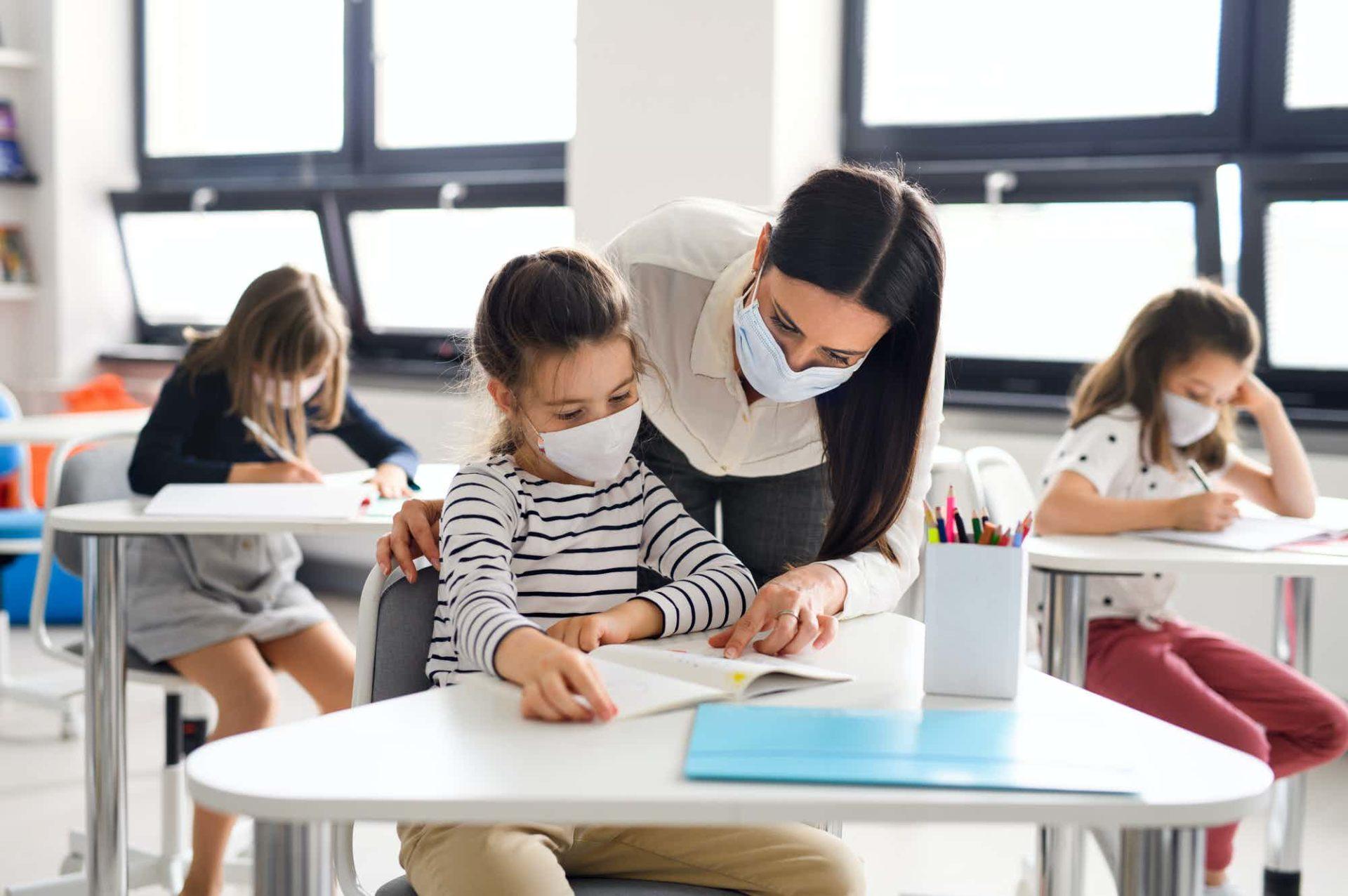 La educación pospandémica: tras el shock, …